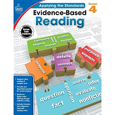 eBook: Carson-Dellosa 104833-EB Evidence-Based Reading, Grade 4