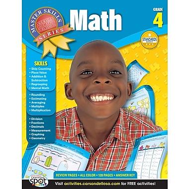 Livre numérique : American Education Publishing 704081-EB Math, 4e année