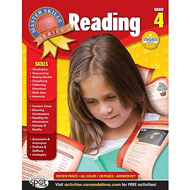 eBook: American Education Publishing 704089-EB Reading, Grade 4