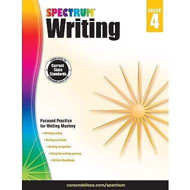 eBook: Spectrum 704573-EB Spectrum Writing, Grade 4