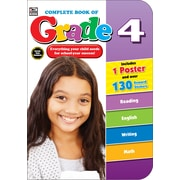 eBook: Thinking Kids 704674-EB Complete Book of, Grade 4, Grade 4