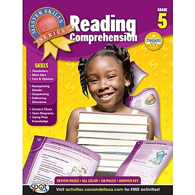 Livre numérique : American Education Publishing� -- Reading Comprehension 704097-EB, 5e année