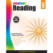 eBook: Spectrum 704583-EB Spectrum Reading, Grade 5