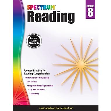 eBook: Spectrum 704586-EB Spectrum Reading, Grade 8