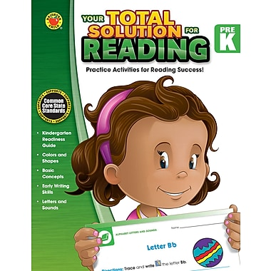 Livre numérique : Brighter Child� -- Your Total Solution for Reading 704556-EB, prématernelle