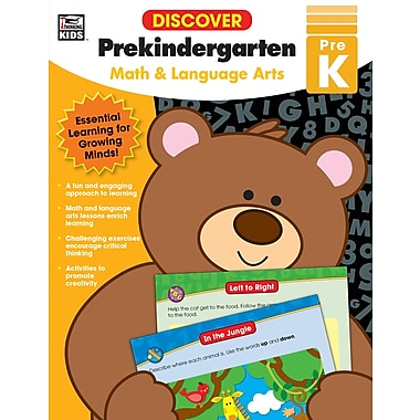 eBook: Thinking Kids 704888-EB Discover Prekindergarten