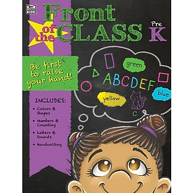 eBook: Thinking Kids 704940-EB Front of the Class, Grade PK
