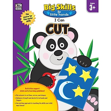 e-Book: Carson-Dellosa 704707-EB I Can Cut, Grade Preschool