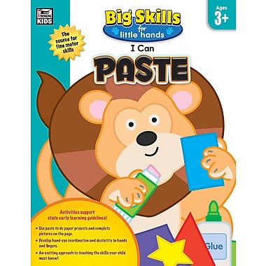 e-Book: Carson-Dellosa 704708-EB I Can Paste, Grade Preschool