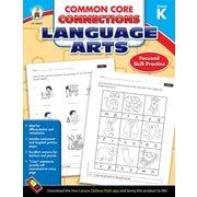 Livre numérique : Carson-Dellosa – Common Core Connections Language Arts104607-EB