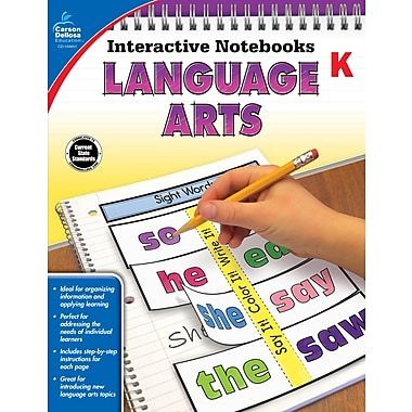 eBook: Carson-Dellosa 104651-EB Language Arts