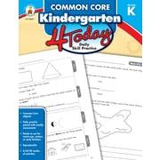 Livre numérique : Carson-Dellosa – Common Core Kindergarten 4 Today 104817-EB