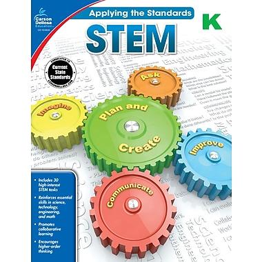 eBook: Carson-Dellosa 104846-EB STEM, Grade K