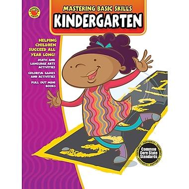 Livre numérique : Brighter Child� -- Mastering Basic SkillsMD Kindergarten 704430-EB, maternelle
