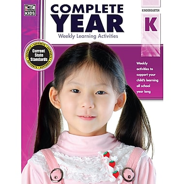 eBook: Thinking Kids 704453-EB Complete Year, Grade K