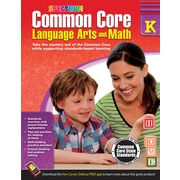 Livre numérique : Spectrum – Common Core Language Arts and Math 704500-EB
