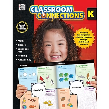 eBook: Thinking Kids 704637-EB Classroom Connections, Grade K