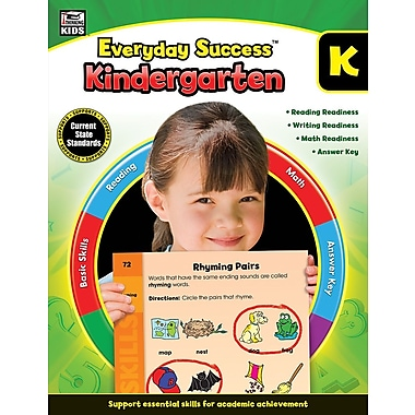 eBook: Thinking Kids 704676-EB Everyday Success, Grade K