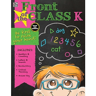 eBook: Thinking Kids 704941-EB Front of the Class, Grade K