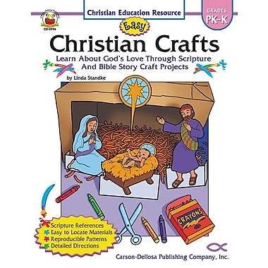 Livre numérique : Easy Christian Crafts 0996-EB, livre chrétien