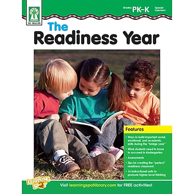 eBook: Key Education 804109-EB The Readiness Year, Grade PK - K