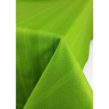 Tag – Nappe Marseille de 60 po x 84 po, vert, (730801)