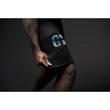 Gez Gear (GGTHIGH) Thigh Sleeve with 10 x 20cm Heat/Ice Gel Pack