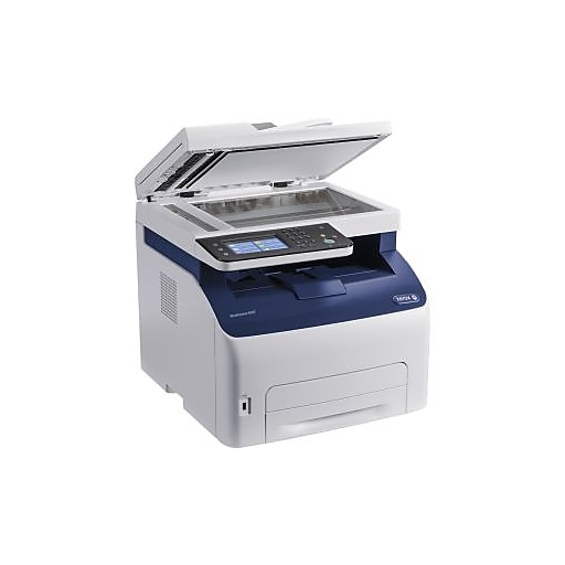 Xerox WorkCentre 6027 6027/NI USB, Wireless, Network Ready Color Laser  All-In-One Printer