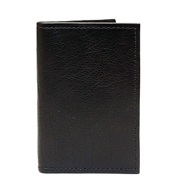Ashlin (RFID700-00-01) Hanley RFID Blocking Slim Business Card Holder, Black