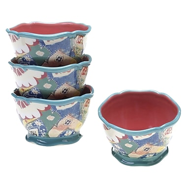 Tracy Porter Scotch Moss Ice Cream Bowl (Set of 4)