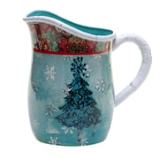 Tracy Porter Folklore Holiday 84 oz. Pitcher