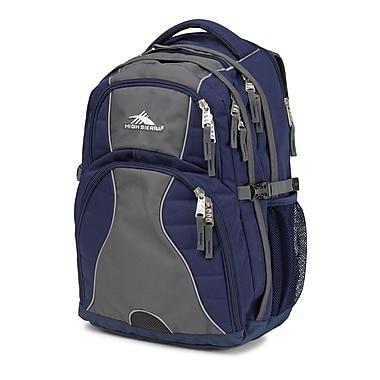 High Sierra Swerve Backpack, True Navy/Mercury (53665- 4515)
