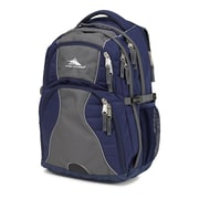 High Sierra Swerve Backpack, True Navy/Mercury (53665- 4515)