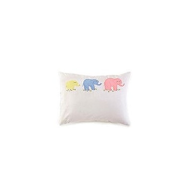 Gerbrend Creations Inc. Elephant Family Pillow Case