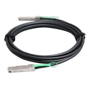 Extreme® 10323 16.4' QSFP+ Direct Attach Network Cable, Black