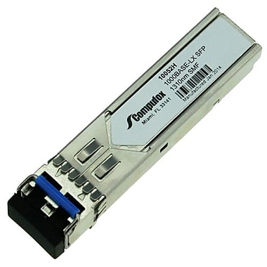 Extreme® Industrial Temperature 1000Base-LX SFP Transceiver Module (10052H)