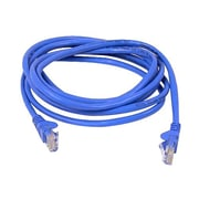 Belkin™ A3L980 150' RJ-45 Male/Male Cat6 Snagless Patch Cable; Blue