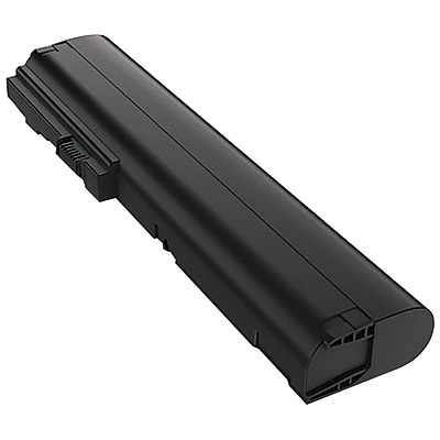 eReplacements Lithium-Ion Rechargeable Battery for HP Elitebook 2560/2570; 5200 mAh (QK644AA-ER)