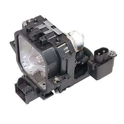 eReplacements 165 W Replacement Projector Lamp for Epson EMP-5 EMP-53, Black (ELPLP21-ER)
