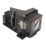 eReplacements 200 W Replacement Projector Lamp for Sanyo PLC XW57, Black (POA LMP122 ER) by