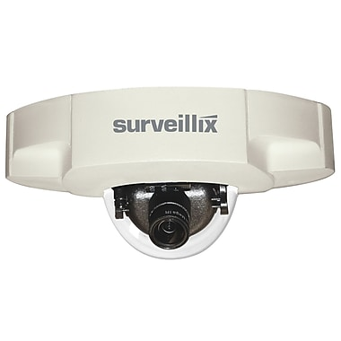 toshiba IKS-WD6112 Wired Indoor IP Dome Network Camera, 1920 x 1080
