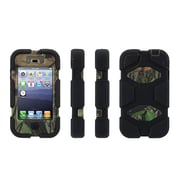 Griffin® Survivor Protective Case for Apple iPhone 4/4s, Black/Mossy Oak Obsession (GB37427)