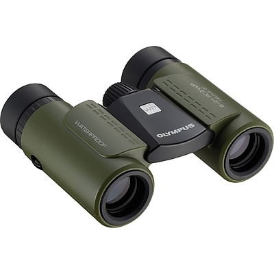 Olympus® Culture 8x21 RC II WP Binocular, Green (V501013EU000)