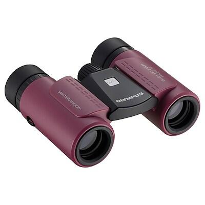 Olympus® Culture 8x21 RC II WP Binocular, Magenta (V501013RU000)