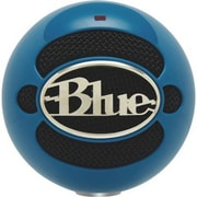 Blue Microphones 3015 Snowball USB Desktop Microphone, Blue