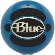 Blue Microphones 3015 Snowball USB Desktop Microphone, Blue