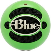 Blue Microphones 3022 Snowball USB Desktop Microphone, Green