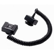 Olympus® FL-CB05 Hot Shoe Remote Flash Cable, Black