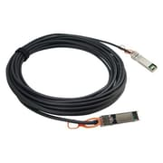 Extreme® 10GB-C03 9.84' SFP+ Direct Attach Network Cable with Integrated Transceiver, Black
