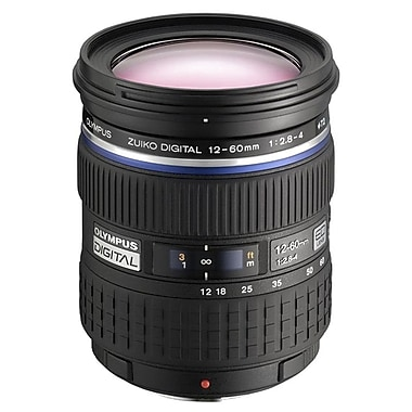Olympus® Zuiko 261014 f/2.8 - 22 SWD Zoom Lens for E-System D-SLR Cameras, Black